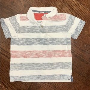 Gymboree American collared shirt